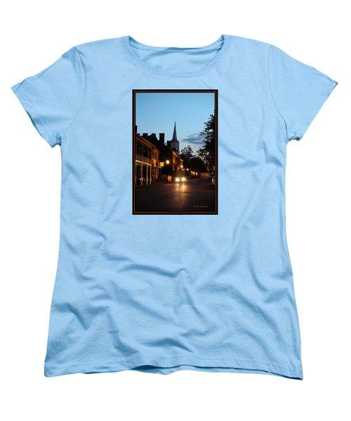 Jonesborough Tennessee 10 Women's T-Shirt (Standard Cut) by Steven Lebron Langston
