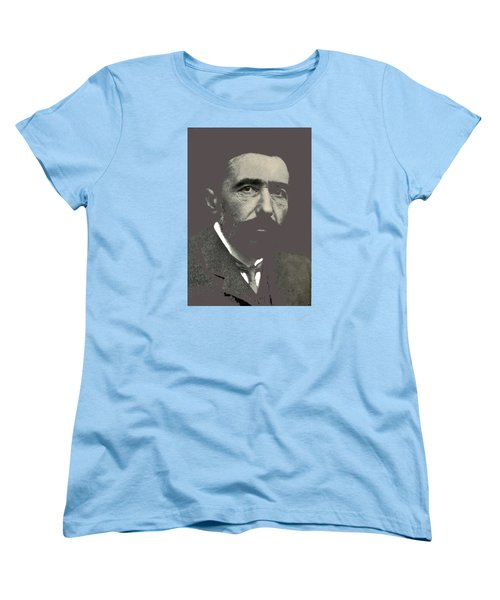 Joseph Conrad George Charles Beresford Photo 1904-2015 Women's T-Shirt (Standard Cut) by David Lee Guss
