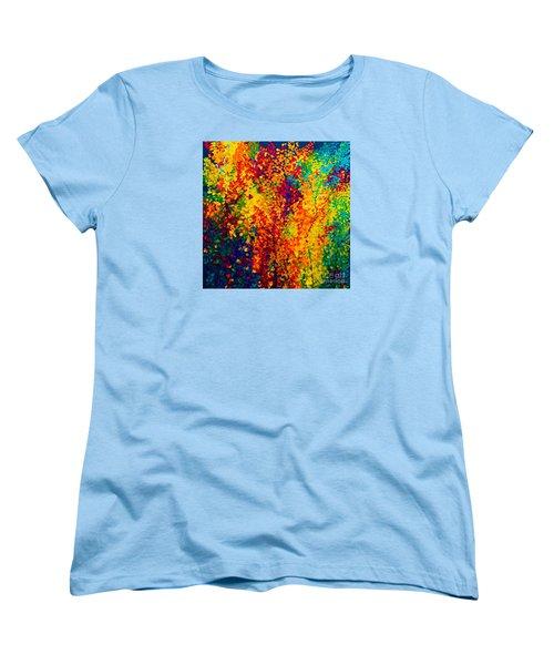 Joseph's Coat Trees Women's T-Shirt (Standard Cut) by Eloise Schneider