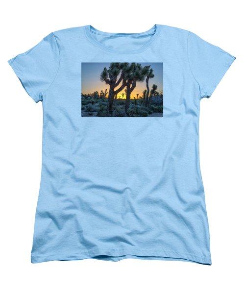 Joshua Framed By Joshua Women's T-Shirt (Standard Cut)