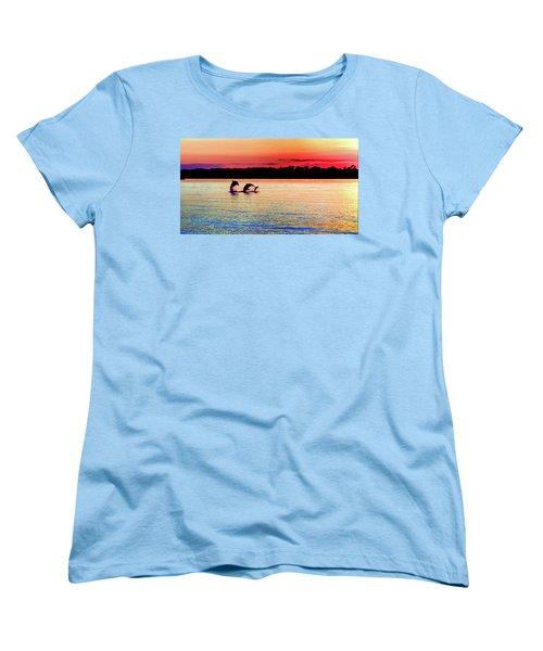 Joy Of The Dance Women's T-Shirt (Standard Cut)
