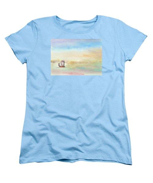 Junk Sailing Women's T-Shirt (Standard Cut) by R Kyllo