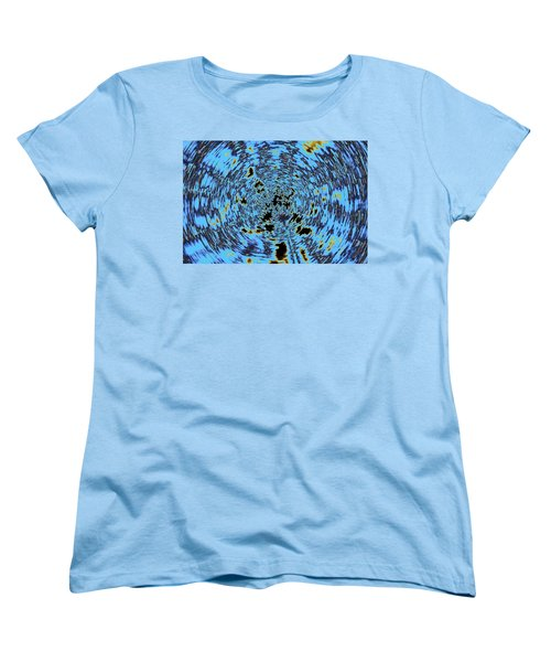 Women's T-Shirt (Standard Cut) featuring the photograph Just Jack  by Tony Beck
