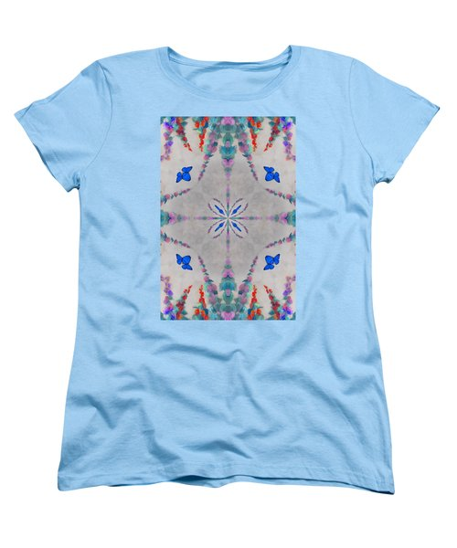 Women's T-Shirt (Standard Cut) featuring the photograph K 111 by Jan Amiss Photography
