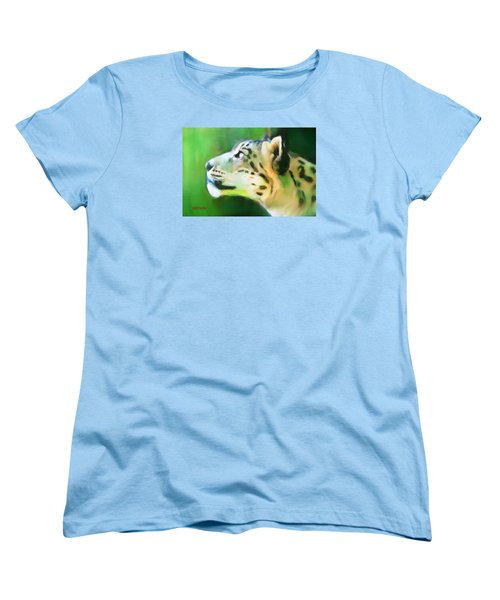 Katso Valo Women's T-Shirt (Standard Cut) by Greg Collins