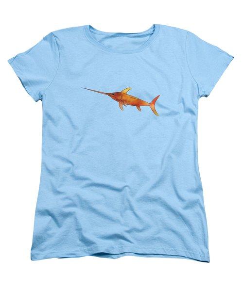 Kessonius V1 - Amazing Swordfish Women's T-Shirt (Standard Cut)