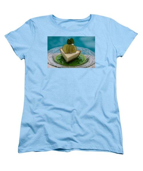 Key Lime Pie 25 Women's T-Shirt (Standard Cut)