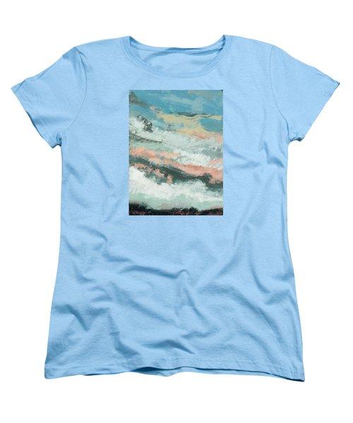 Kindred Women's T-Shirt (Standard Cut) by Nathan Rhoads