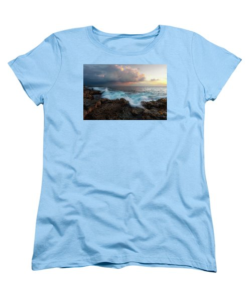 Kona Gold Women's T-Shirt (Standard Cut) by Ryan Manuel