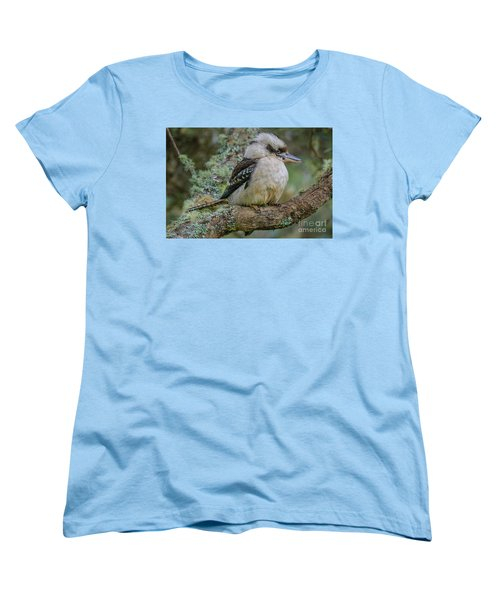 Kookaburra 4 Women's T-Shirt (Standard Cut) by Werner Padarin