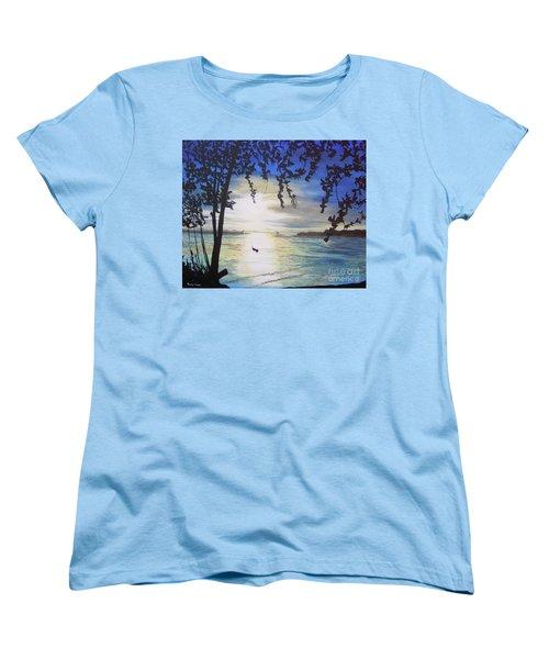 Krabi Women's T-Shirt (Standard Cut) by Stuart Engel