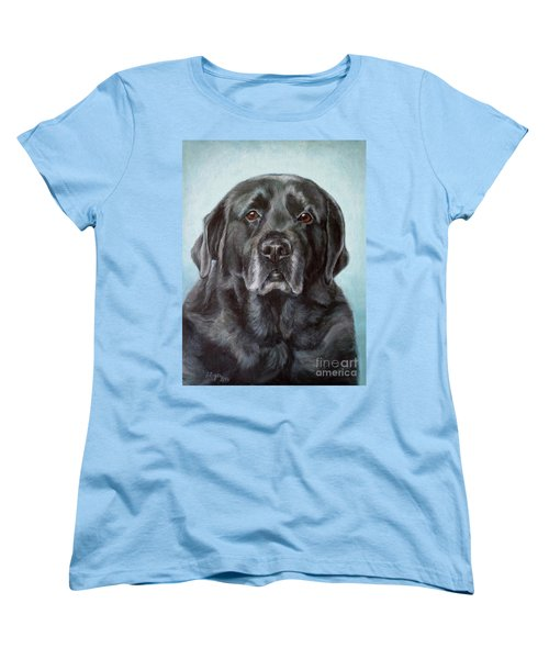 Labs Are The Most Sincere Women's T-Shirt (Standard Cut)
