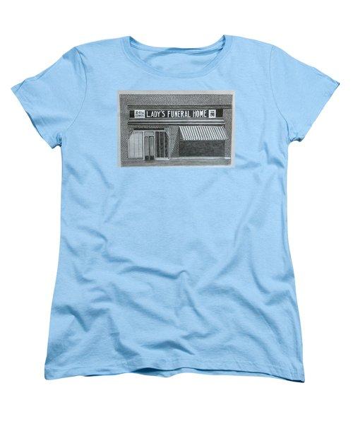 Lady's 1934 Women's T-Shirt (Standard Cut)