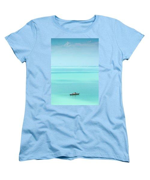 Lake Balaton Women's T-Shirt (Standard Cut)