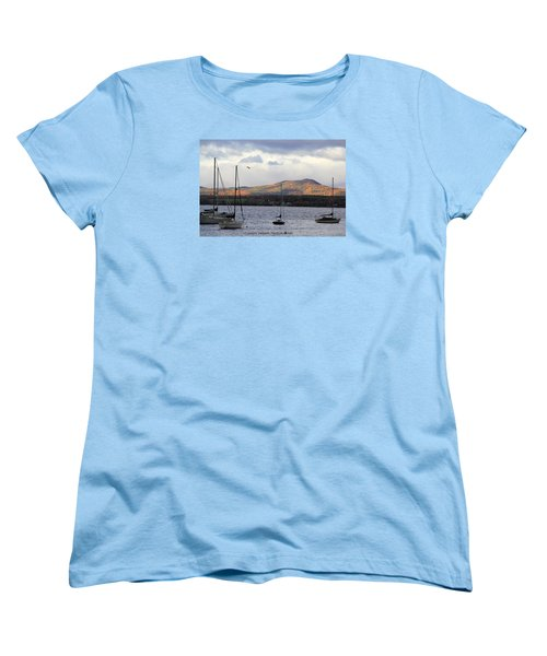 Lake Champlain Women's T-Shirt (Standard Cut)