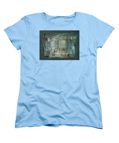 Texture Women's T-Shirt (Standard Cut) by Behzad Sohrabi