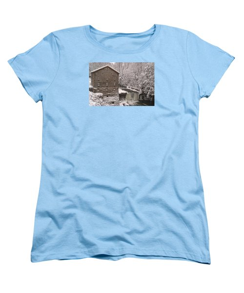 Lanterman's Mill Women's T-Shirt (Standard Cut) by Michael McGowan