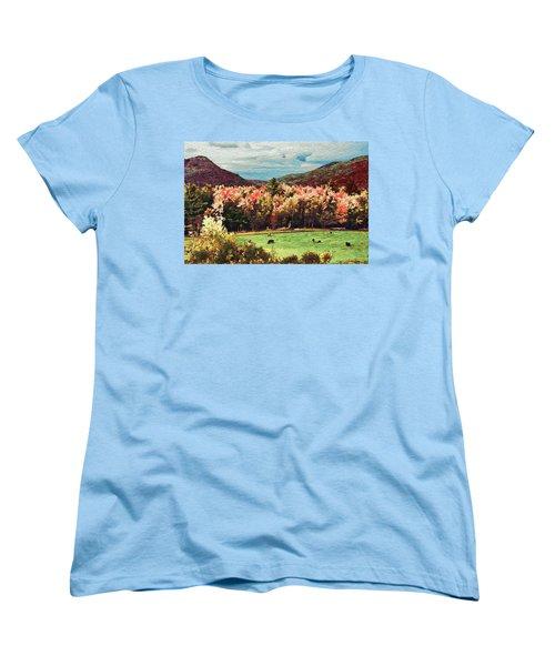 Last Call  Women's T-Shirt (Standard Cut) by John Selmer Sr