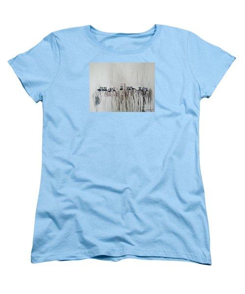 Last Supper Women's T-Shirt (Standard Cut) by Fei A