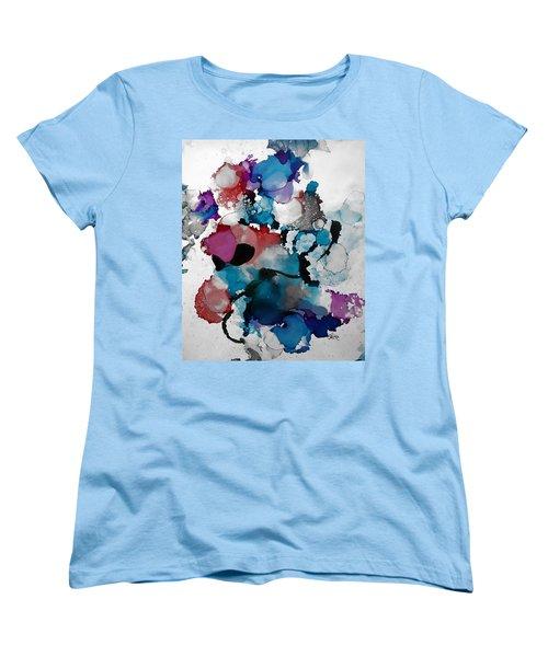 Late Night Magic Women's T-Shirt (Standard Cut) by Alika Kumar