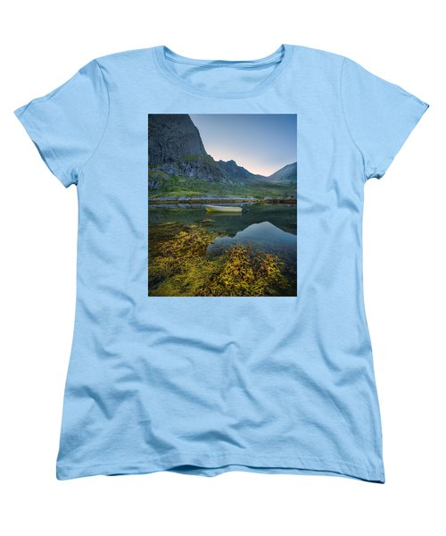 Late Summer Women's T-Shirt (Standard Cut) by Maciej Markiewicz