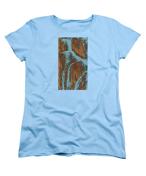 Late Summer Women's T-Shirt (Standard Cut) by Robin Regan
