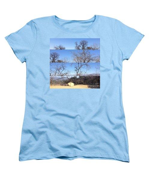 Layered Perspectives Women's T-Shirt (Standard Cut)