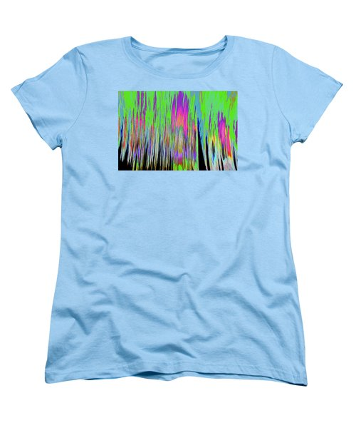Women's T-Shirt (Standard Cut) featuring the photograph Leafless Trees by Tony Beck