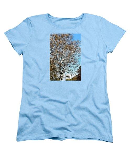 Leftover Women's T-Shirt (Standard Cut) by Jana E Provenzano
