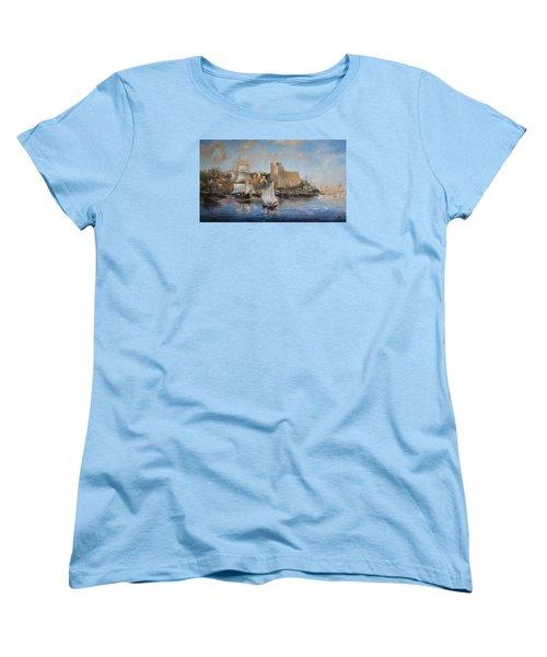 Lerici Women's T-Shirt (Standard Cut) by Vali Irina Ciobanu