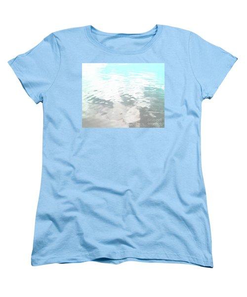 Let It Flow Women's T-Shirt (Standard Cut) by Rebecca Harman