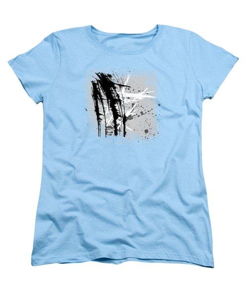 Let It Go Women's T-Shirt (Standard Cut) by Melissa Smith