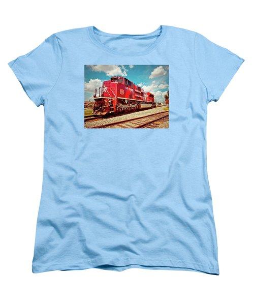 Let's Ride The Katy Women's T-Shirt (Standard Cut)