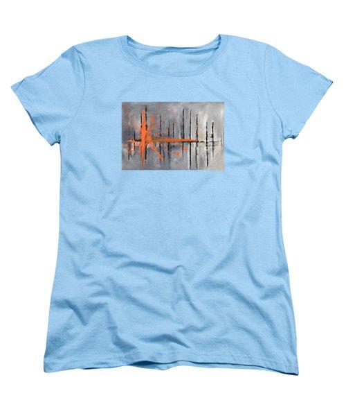Levels Women's T-Shirt (Standard Cut) by Bruce Stanfield