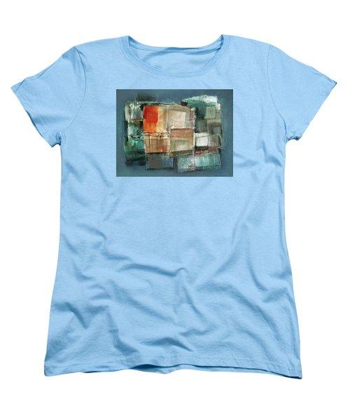 Patterns Women's T-Shirt (Standard Cut) by Behzad Sohrabi