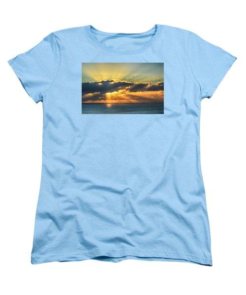 Light Explosion Women's T-Shirt (Standard Cut)