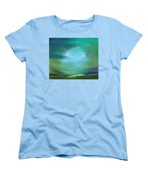 Light In The Storm Women's T-Shirt (Standard Cut)