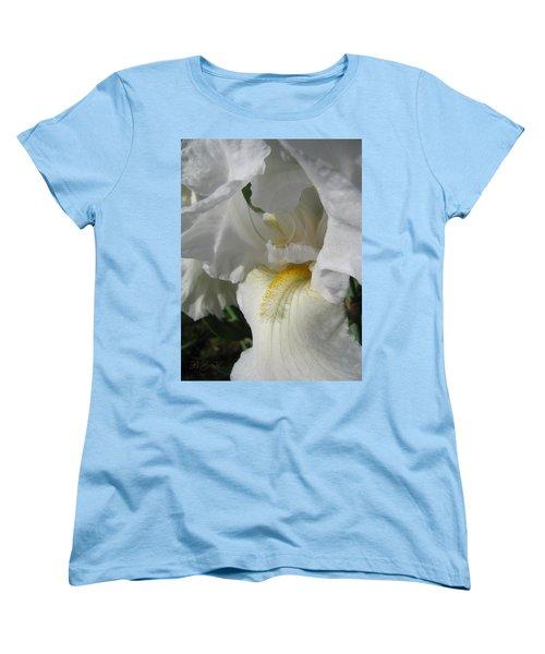 Women's T-Shirt (Standard Cut) featuring the photograph Like Angel Wings by Brooks Garten Hauschild
