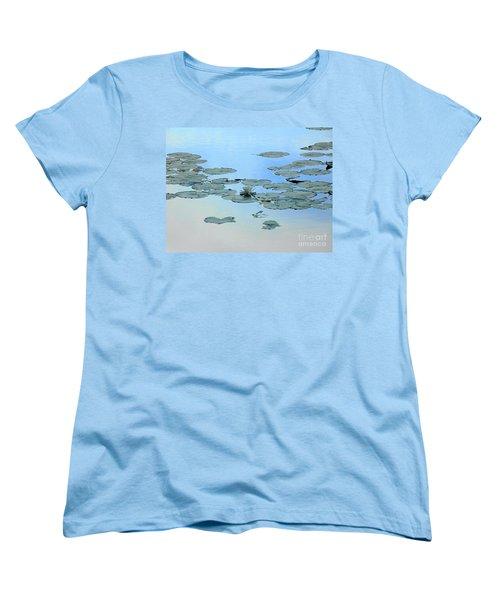 Lily Pond Women's T-Shirt (Standard Cut)