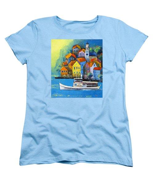 Limone Women's T-Shirt (Standard Cut) by Mikhail Zarovny
