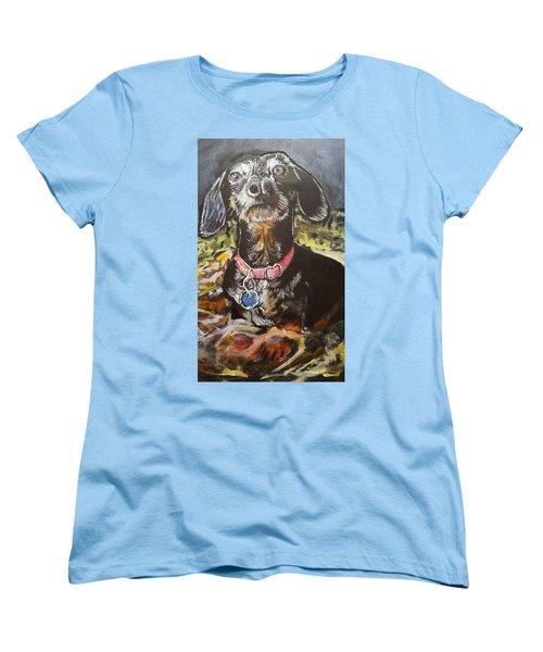 Little Guy Women's T-Shirt (Standard Cut)