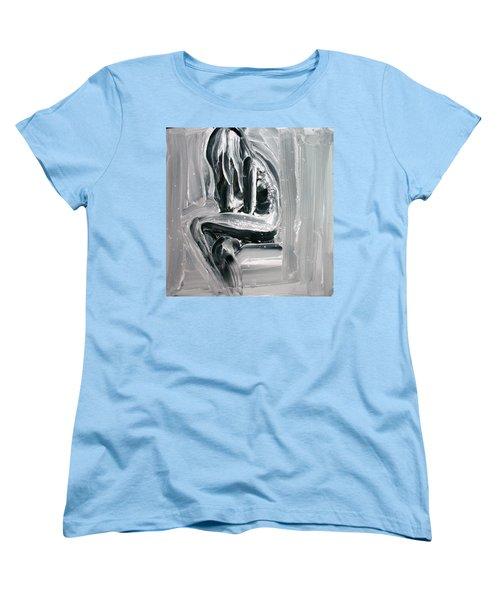 Little Mermaid Women's T-Shirt (Standard Cut) by Jarmo Korhonen aka Jarko