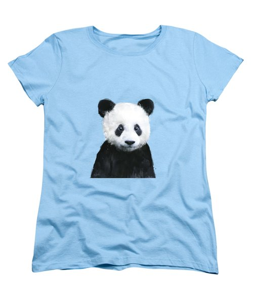 Little Panda Women's T-Shirt (Standard Fit)