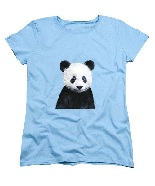 Little Panda Women's T-Shirt (Standard Cut)