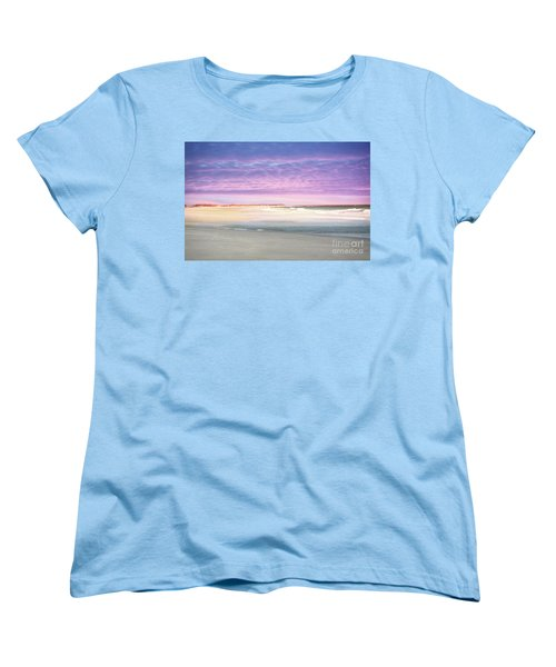 Women's T-Shirt (Standard Cut) featuring the photograph Little Slice Of Heaven by Kathy Baccari