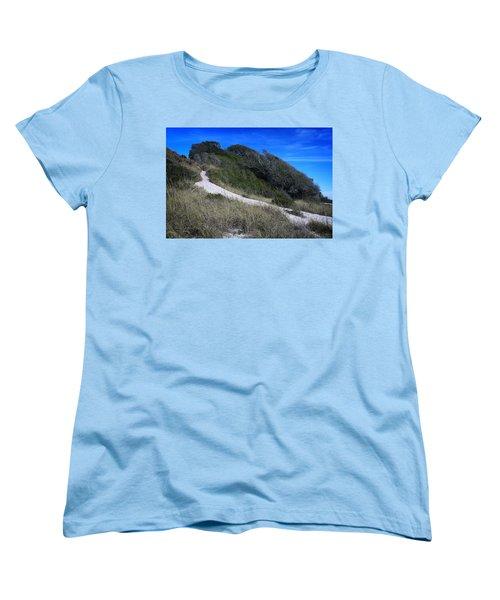 Langdon Battery Women's T-Shirt (Standard Cut)