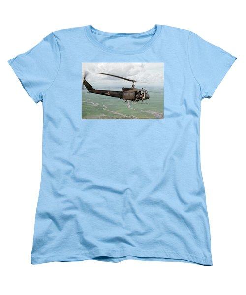 Longknife 26 Women's T-Shirt (Standard Cut) by Steven Sparks