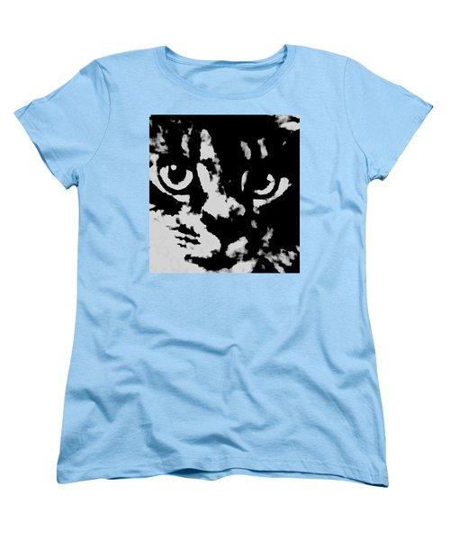 Look Into My Eyes Women's T-Shirt (Standard Cut)