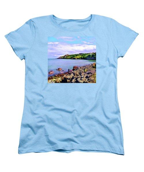 Looking Across Women's T-Shirt (Standard Cut) by Judi Bagwell