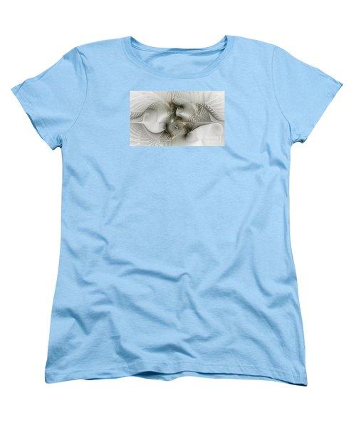 Lost In Space Women's T-Shirt (Standard Cut) by Karin Kuhlmann